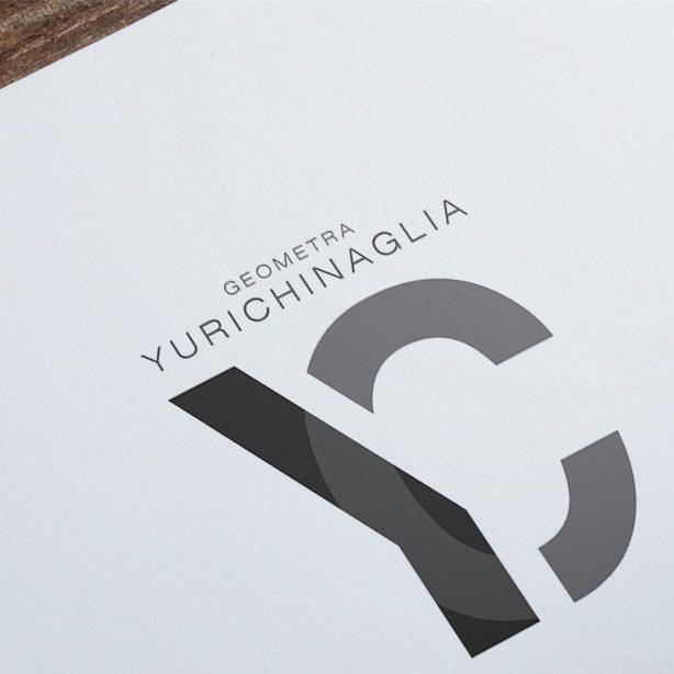 Yuri Chinaglia logo squared
