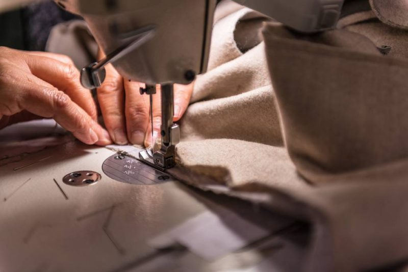 Nenè Milano handmade sewing