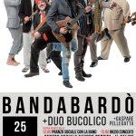 Locandina Bandabardo Salice Legnano
