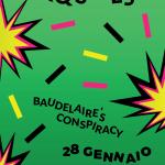 Locandina QQ's Nest Baudelaire's Conspiracy Salice Legnano
