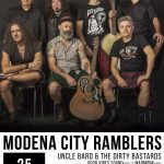 Locandina Modena City Ramblers Salice Legnano