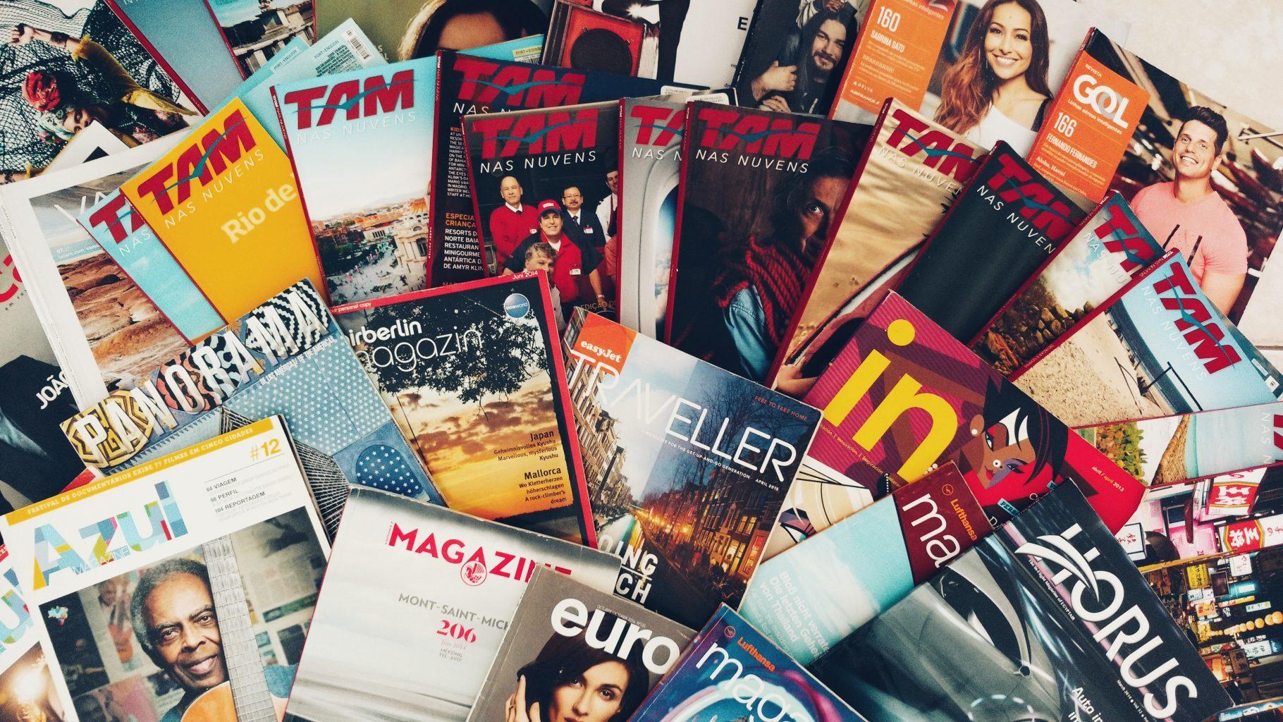 magazine e giornali